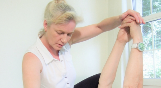 Physiotherapie bei Parkinsonsyndromen